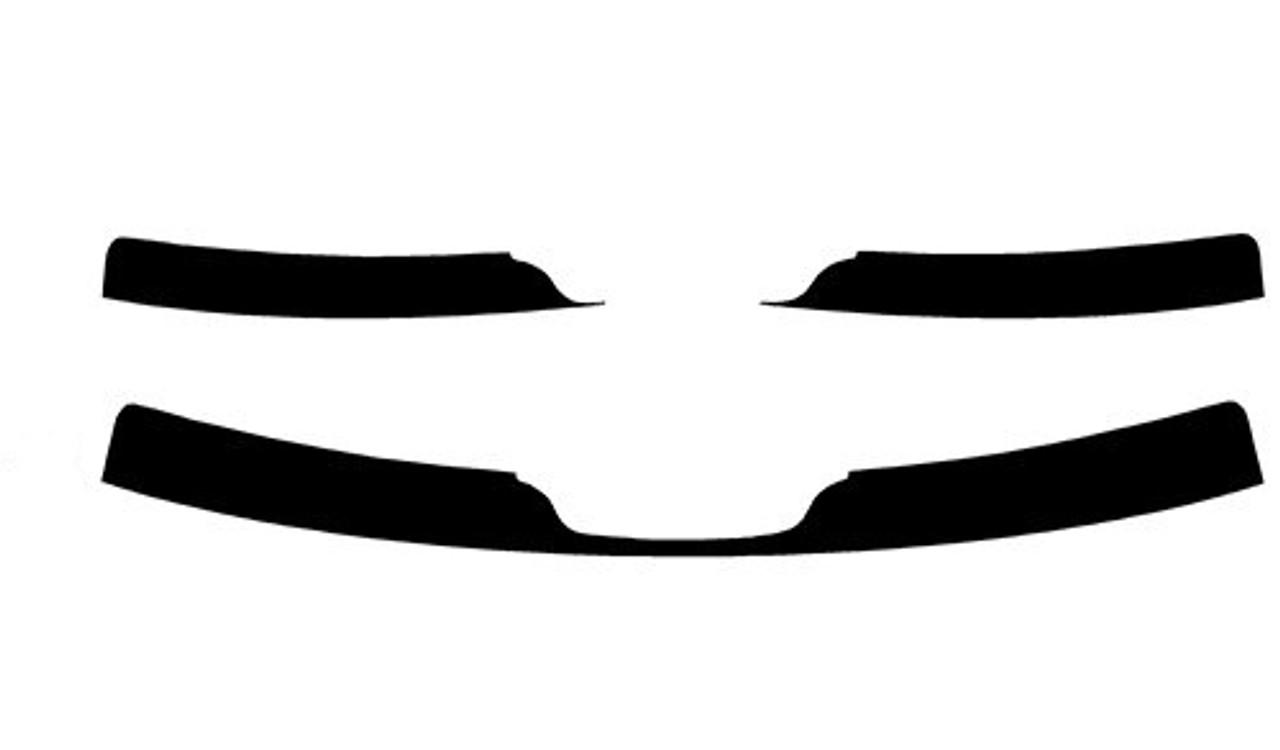 Year Needed Chevy Camaro Windshield tint strip precut 5/%