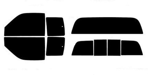 All Windows Precut Window Tint For Toyota Matrix 2002-2008