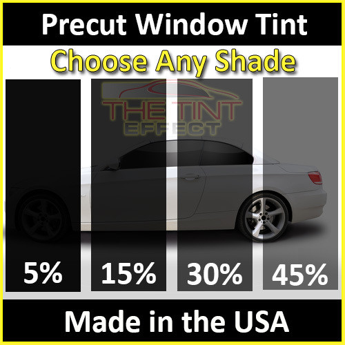 Precut Window Tint for BMW X3 11-17 Front Doors Any Shade