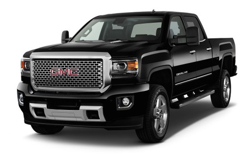 Fits 2015-2019 GMC Sierra 2500 Crew Cab Rear Car Precut Tint Premium Window Film