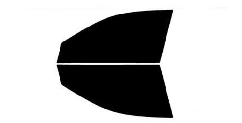 Ajustées Teinte Film Mitsubishi Lancer CSO Limousine Année de construction 2003-2007 PHANTOM 85