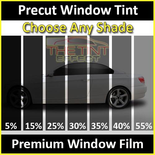 2010-2019 Mercedes Benz Sprinter Van (Visor / Eye brow) Precut Tint Kit  Automotive Window Film