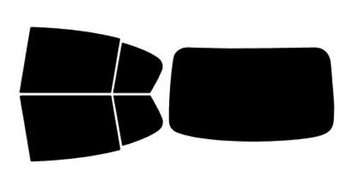 Fits 2007-2013 Infiniti G-Series Sedan Precut Window Tint Kit Film Full Car