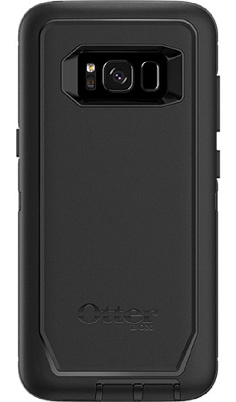 online store 2bafb 29115 OtterBox Defender Case for Samsung Galaxy S8 - Black