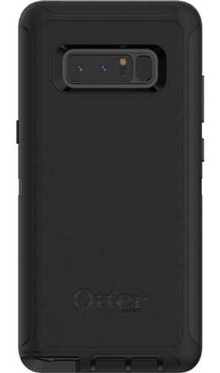 the best attitude e1b4e 07032 OtterBox Defender Case for Samsung Galaxy Note 8 - Black