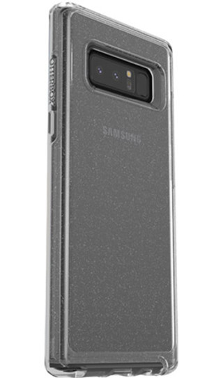 hot sales 5d036 d2ce5 OtterBox Symmetry Clear Case for Samsung Galaxy Note 8 - Stardust