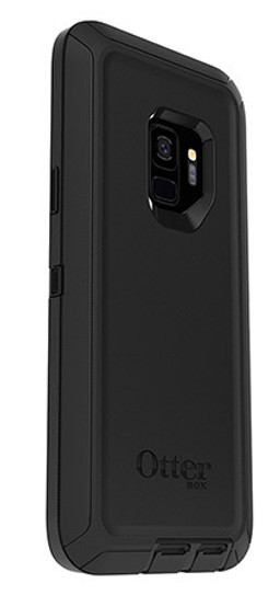 finest selection aa698 8e15c OtterBox Defender Case Samsung Galaxy S9 - Black