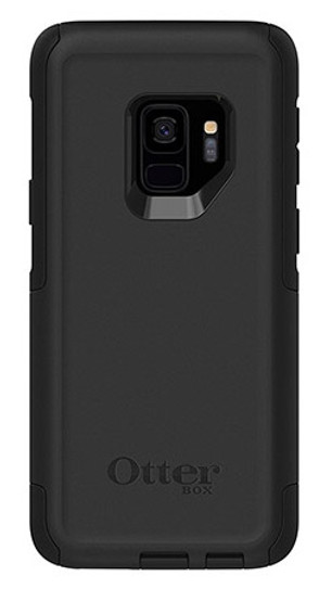 uk availability c4378 738dc OtterBox Commuter Case for Samsung Galaxy S9 - Black