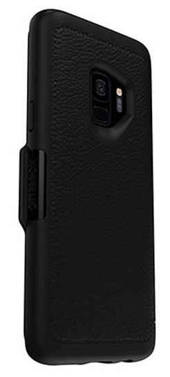 pretty nice 3eeaa 1209e OtterBox Strada Wallet Case for Samsung Galaxy S9 - Shadow