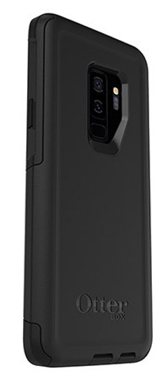 online store 60eb2 4116a OtterBox Commuter Case Samsung Galaxy S9+ Plus - Black