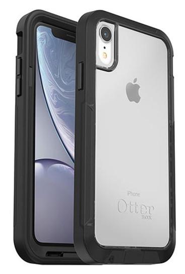 separation shoes 74e52 bc437 OtterBox Pursuit Case iPhone XR - Black/Clear