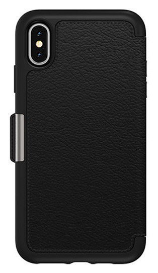 online store 3b4c2 e2a84 OtterBox Strada Case for iPhone Xs Max - Shadow