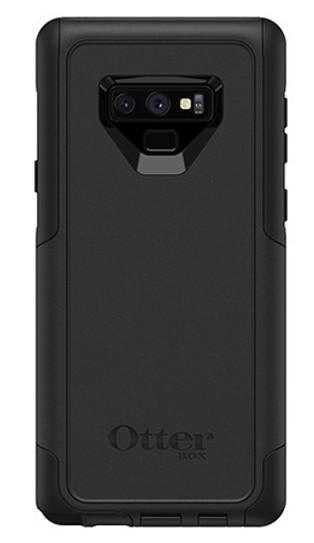 san francisco ae3f6 07bdd OtterBox Commuter Case for Samsung Galaxy Note 9 - Black