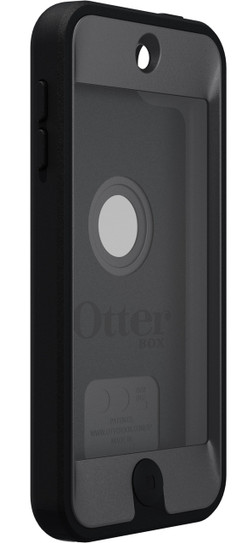 promo code 1eda7 ed038 OtterBox Defender Case for iPod Touch 5th Gen - Coal