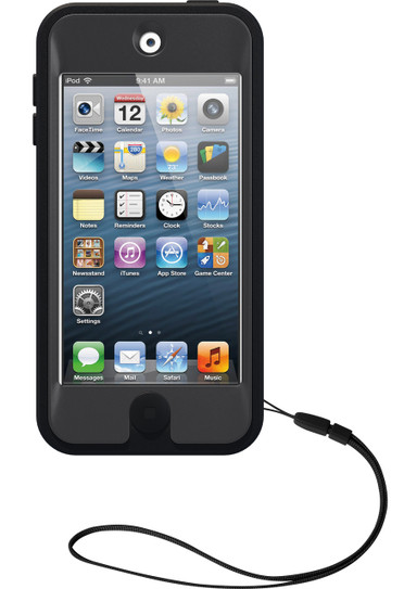 promo code 9a3f6 b26be OtterBox Defender Case for iPod Touch 5th Gen - Coal