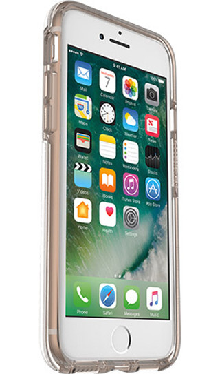 pretty nice ba765 c31e5 OtterBox Symmetry Clear Case for iPhone 8/7 - Stardust