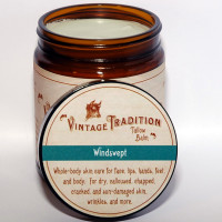 Windswept Tallow Balm, 9 fl. oz. (266 ml)