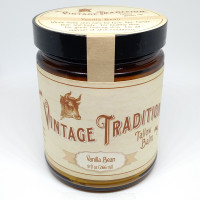 Vanilla Bean Tallow Balm, 9 fl. oz. (266 ml)