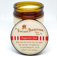 Peppermint Stick Tallow Balm, 9 fl. oz. (266 ml)