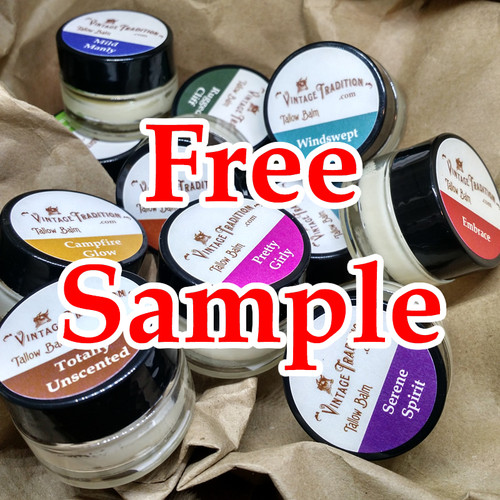 Free Balm Sample With $50 Order