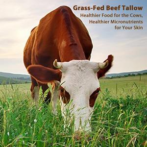 Grass-fed beef tallow