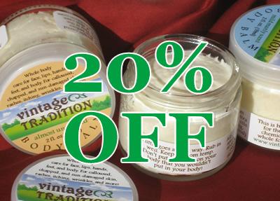 """Help """"Spread the Balm"""" and Earn a 20% Reward! - Tallow Balm skin care testimonials"""