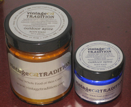 Another New Tallow Balm Scent! - Outdoor Spice