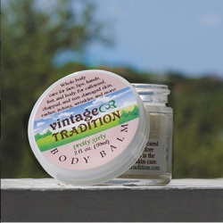 Tallow cream balm for sensitive skin complexion instead of makeup