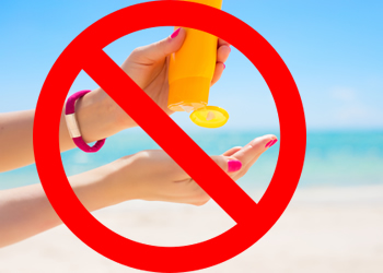 Why You Shouldn't Use Any Sunscreens