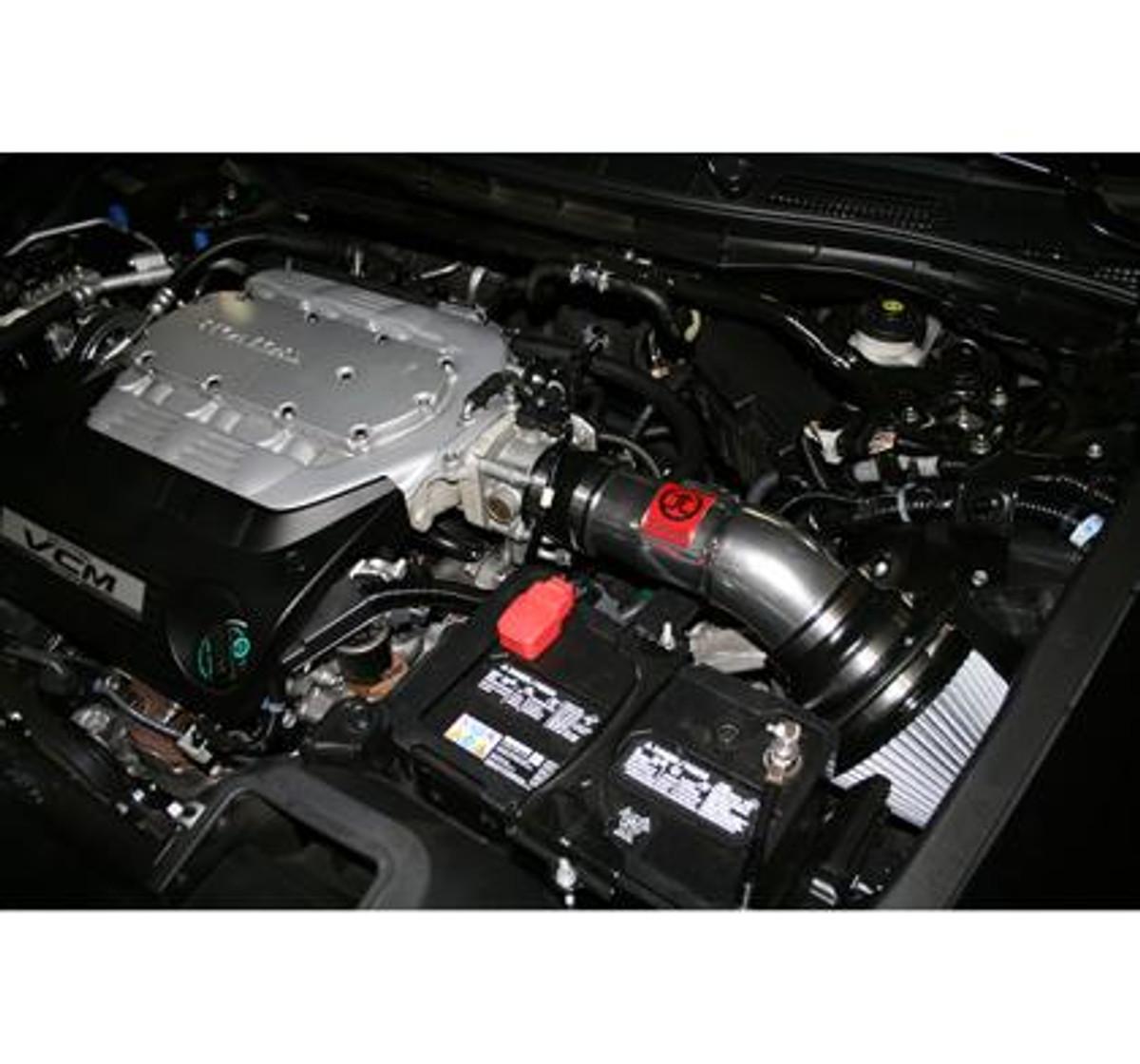 Injen RD1482BLK Black Cold Air Intake 04-08 Acura TL