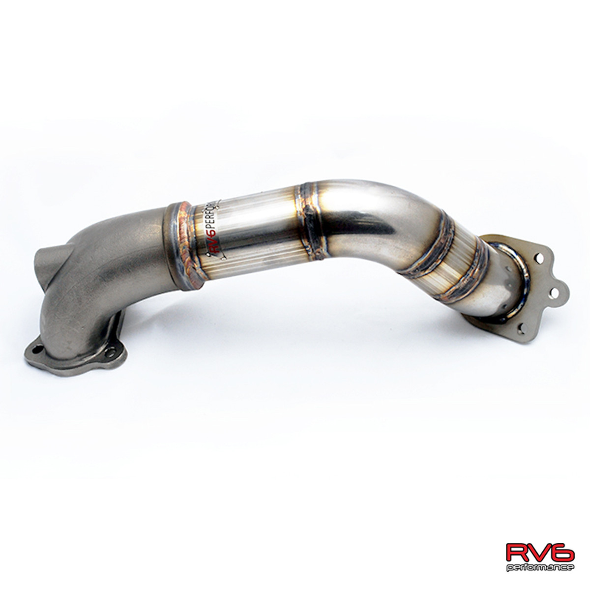 Pcd Downpipe Kit For 15 Tlx I4 2 4l Earth Dreams Engine Endless Rpm