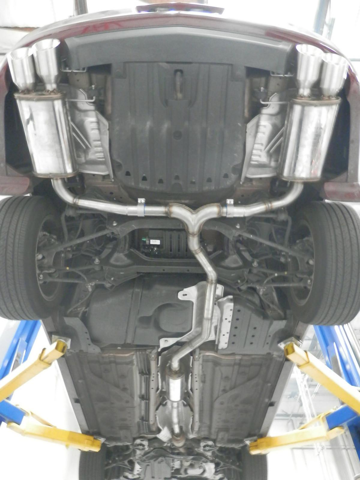 Acura Tl Performance Catback Exhaust