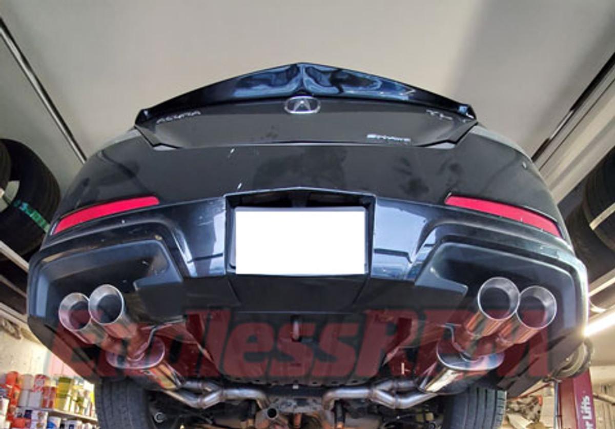 Acura Tl Catback Exhaust