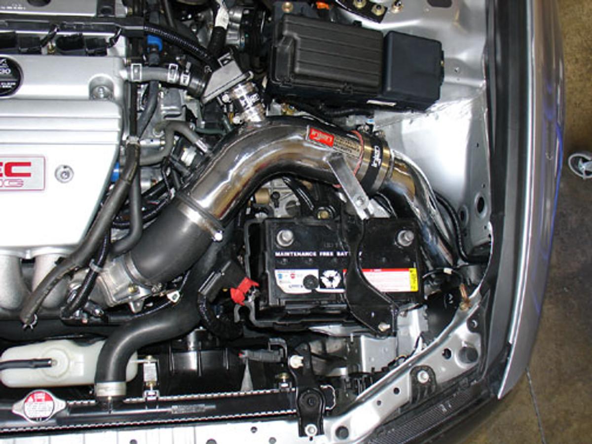 Injen 04 08 Tsx Black Cold Air Intake Endless Rpm