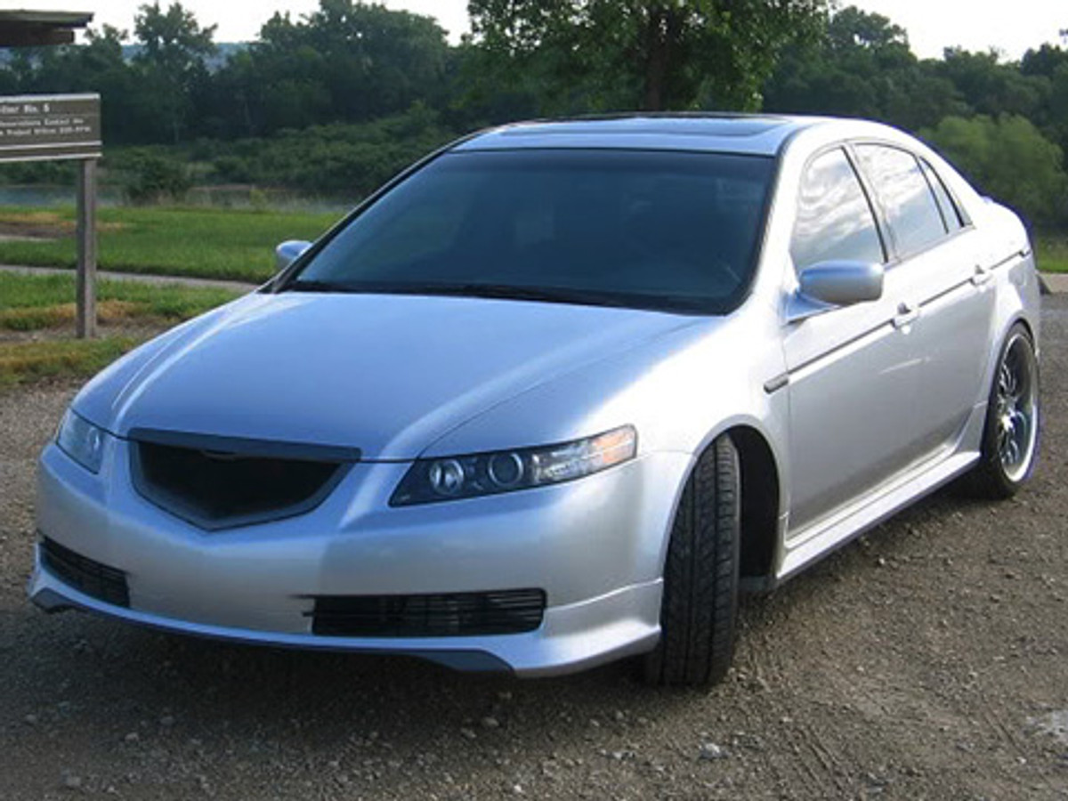 Shark Mouth Style Acura Tl Front Grill