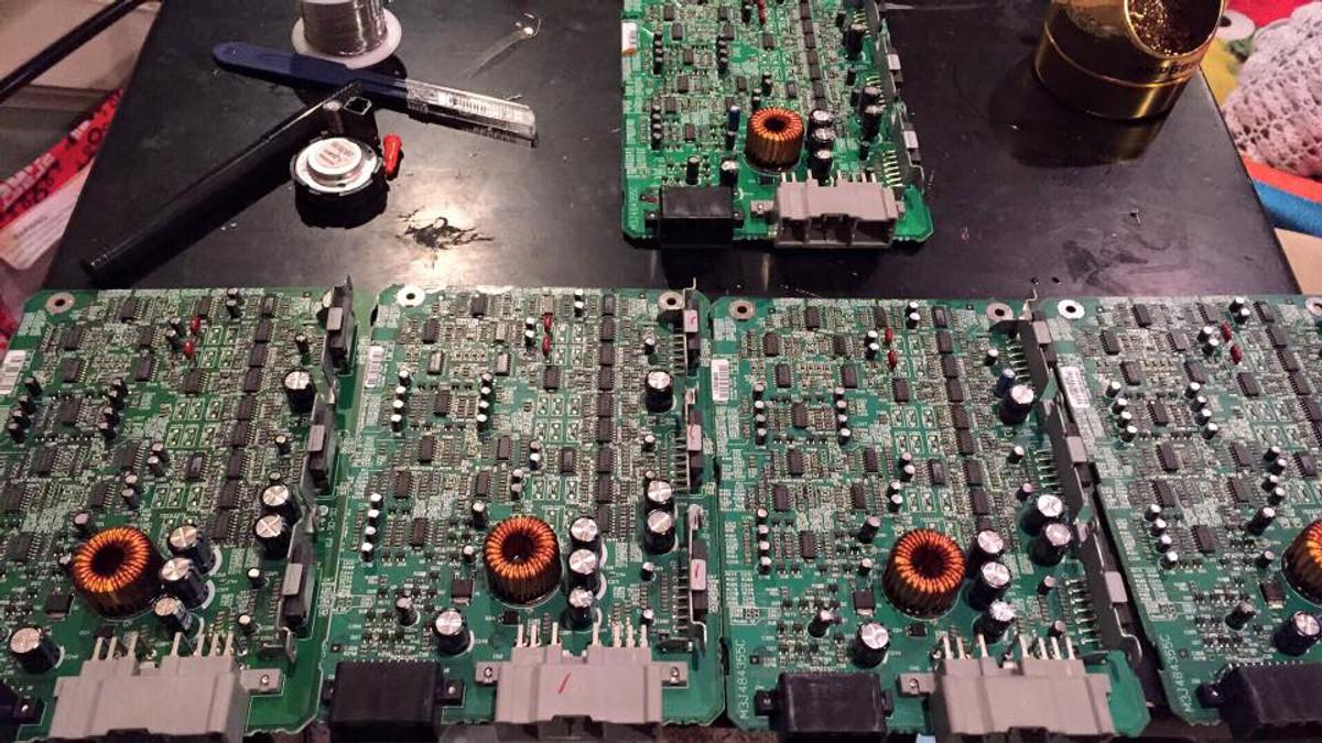 Phantom Audio Custom Tuned Amp Acura Tl