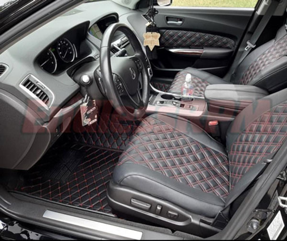 Seat Covers Acura Tlx 2015 2017 Custom Color Diamond