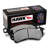 Hawk Race Rear Black Brake Pads