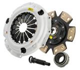 Clutch Masters 03-12 Honda Accord 2.4L / 04-08 Acura TSX 2.4L FX500 Clutch Kit 4-Puck w/Steel Fly