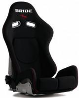 Bride Cusco Gias II CFRP - Black (Carbon Aramid) w/ Red Logo Stitch *SPECIAL ORDER*
