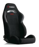 Bride Cusco DIGO II+C Type R, Black Fabric Seat