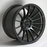 Enkei RS05-RR 18x10.5 22mm Offset 5x114.3 Bolt Pattern 75.0 Bore Matte Gunmetal Wheel