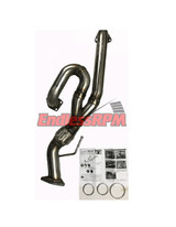 EndLess Acura TL Performance J-pipe - 09-14 FWD (09-14 endless j pipe fwd)