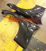 Nissan GTR Carbon Fiber Fenders - 2009-2015