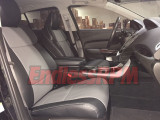 Seat Covers Acura TSX 2015-2017 - Custom Color Perforated Leather