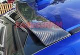 Acura TLX 2015-2020 Fiber Kreations Roof Spoiler - ( Fiberglass + Carbon Fiber )