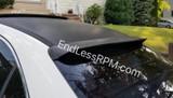 Acura TSX CL9 2004-2008 Fiber Kreations Roof Spoiler (ROOF-TSX-0408)