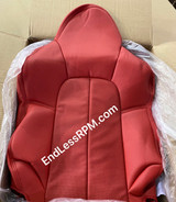 HONDA S2000 - s2k - Perforated Leather  Seat Skins - Single color