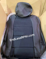 SUEDE Limited Edition Seat Covers - Acura TL (suede)