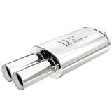 MagnaFlow Muffler W/Tip Mag SS 14X5X8 2.25/3 Long Tip